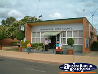 Mundubbera Shire Council . . . CLICK TO ENLARGE