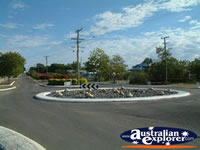 Richmond Street Roundabout . . . CLICK TO ENLARGE