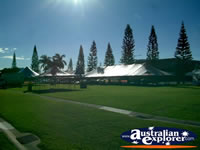 Mackay Park Ready for Festival . . . CLICK TO ENLARGE