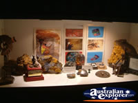 Display at Winton Opal Centre . . . CLICK TO ENLARGE