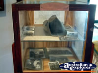 Winton Waltzing Matilda Centre Army Display . . . CLICK TO ENLARGE