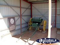 Winton Waltzing Matilda Centre Vintage Cart . . . CLICK TO ENLARGE