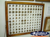 Coin Display Winton Waltzing Matilda Centre . . . CLICK TO ENLARGE