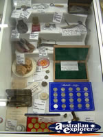 Winton Waltzing Matilda Centre Coin Display . . . CLICK TO ENLARGE