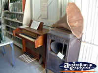 Winton Waltzing Matilda Centre Piano and Instrument Display . . . CLICK TO ENLARGE