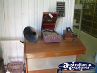 Vinatge Record Player at Winton Waltzing Matilda Centre . . . CLICK TO ENLARGE