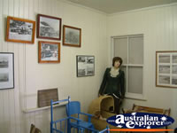 Room Display at Winton Waltzing Matilda Centre . . . CLICK TO ENLARGE