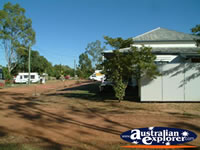 Blackall Caravan Park . . . CLICK TO ENLARGE