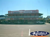 Blackall Barcoo Hotel . . . CLICK TO ENLARGE