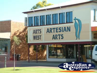 Blackall Artesian Arts . . . CLICK TO ENLARGE