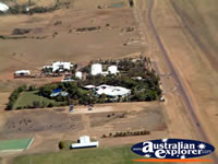 Longreach View from the Air . . . CLICK TO ENLARGE