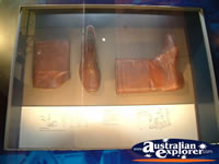 Longreach Stockmans Hall of Fame Shoe Display . . . CLICK TO ENLARGE