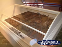 The Australian Stockmans Hall of Fame Display Cabinet . . . CLICK TO ENLARGE
