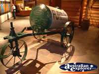The Australian Stockmans Hall of Fame  . . . CLICK TO ENLARGE