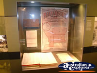 QLD's Display at Longreach Stockmans Hall of Fame . . . CLICK TO ENLARGE