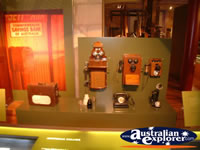 Longreach Stockmans Hall of Fame Vintage Phones . . . CLICK TO ENLARGE