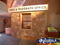 Longreach Stockmans Hall of Fame Post and Telegraph Office . . . CLICK TO ENLARGE