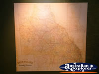 Stockmans Hall of Fame Map in Longreach . . . CLICK TO ENLARGE