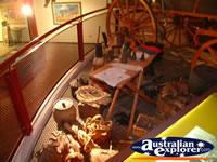 Longreach Stockmans Hall of Fame Vintage Display . . . CLICK TO ENLARGE