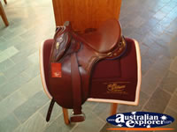 Longreach Stockmans Hall of Fame Saddle . . . CLICK TO ENLARGE