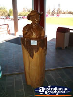 Longreach Stockmans Hall of Fame Monument . . . CLICK TO ENLARGE