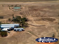 Longreach Stockmans Hall of Fame View from the Air . . . CLICK TO ENLARGE