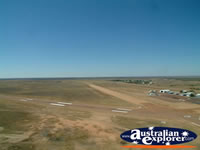 View from Helicopter of Longreach in Queensland . . . CLICK TO ENLARGE