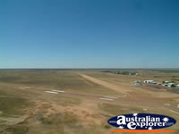 View of Longreach Seen from Helicopter . . . CLICK TO ENLARGE