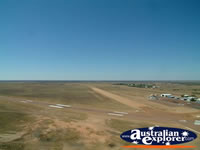 Longreach Sky View from Helicopter . . . CLICK TO ENLARGE