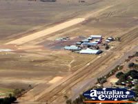 Longreach Scenery from Helicopter Airport . . . CLICK TO ENLARGE