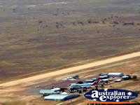 Longreach Landscape from Helicopter Airport . . . CLICK TO ENLARGE