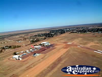 Longreach View from Helicopter Airport . . . CLICK TO ENLARGE