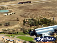 Longreach View from Helicopter Stockmans Hall of Fame . . . CLICK TO ENLARGE