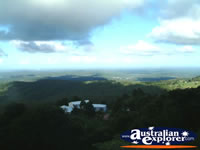 Maleny Scenery to Sunshine Coast . . . CLICK TO ENLARGE