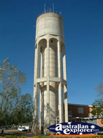 Longreach Water tower . . . CLICK TO ENLARGE