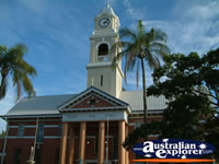City Hall in Maryborough . . . CLICK TO ENLARGE
