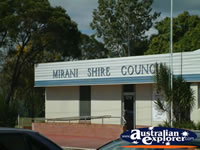 Mirani Council . . . CLICK TO ENLARGE