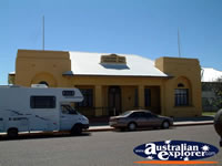 Cloncurry Memorial Hall . . . CLICK TO ENLARGE