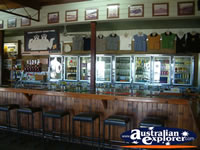 Bar Inside McKinlay Walkabout Creek Hotel . . . CLICK TO ENLARGE
