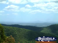 Tamborine Landscape . . . CLICK TO ENLARGE