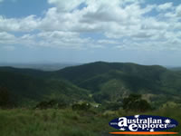 Tamborine Views of the Hinterland . . . CLICK TO ENLARGE