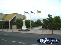 Mareeba War Memorial . . . CLICK TO ENLARGE