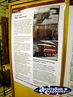 Aramac Tramway Museum Train Information . . . CLICK TO ENLARGE