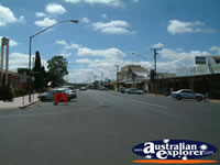 View Down Pittsworth Street . . . CLICK TO ENLARGE