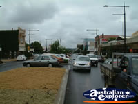 Busy Toowoomba Street . . . CLICK TO ENLARGE