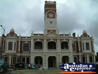 Toowoomba Town Hall . . . CLICK TO ENLARGE