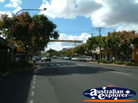 View Down Kingaroy Street . . . CLICK TO ENLARGE