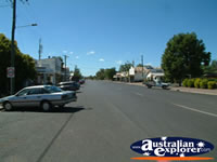 View Down Jandowae Street . . . CLICK TO ENLARGE