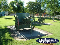 Barcaldine Guns . . . CLICK TO ENLARGE