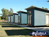 Barcaldine Ironbark Inn Cabins . . . CLICK TO ENLARGE